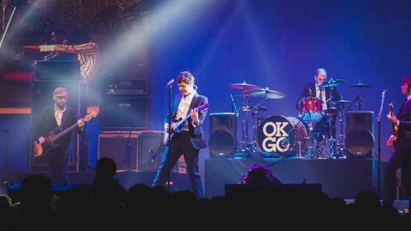 OK Go at Lotusphere 2012