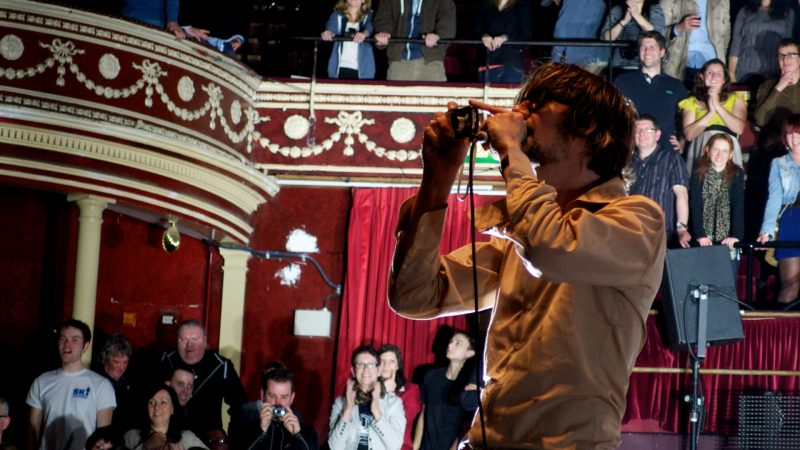 Pulp – Teenage Cancer Trust