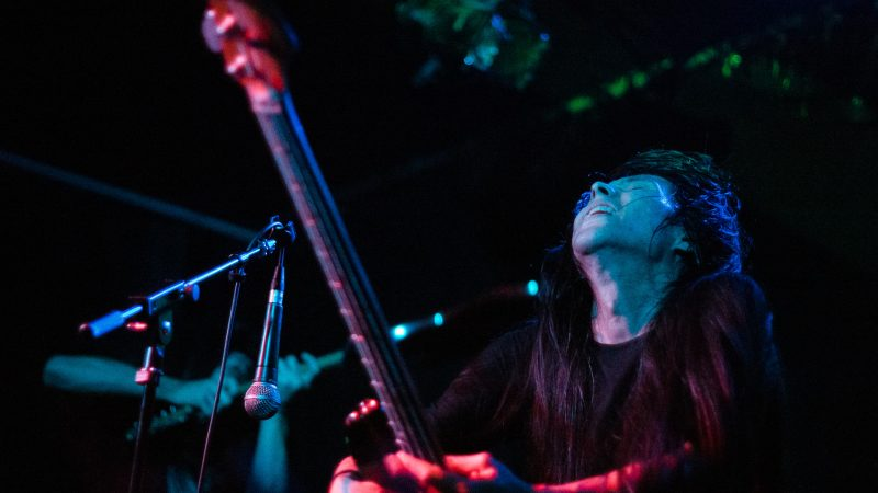 Bo Ningen and the Savages 'sound poem' followed by Sin Fang