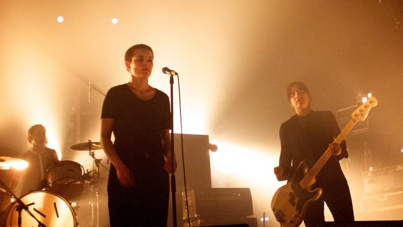 Savages at the Electric Ballroom