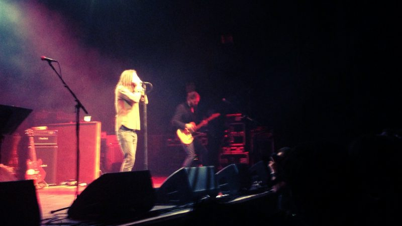 Black Crowes at the Forum