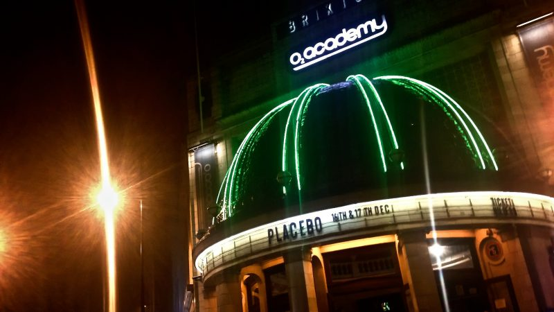 Placebo at the Brixton Academy