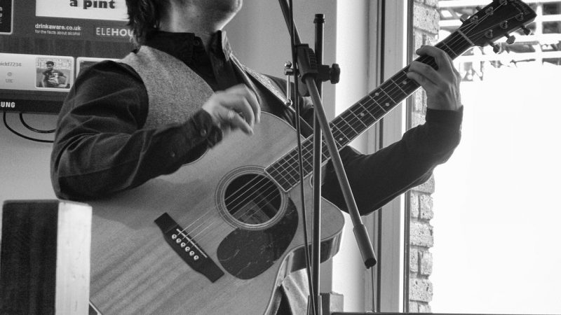 Coffeehouse Session – McMahon