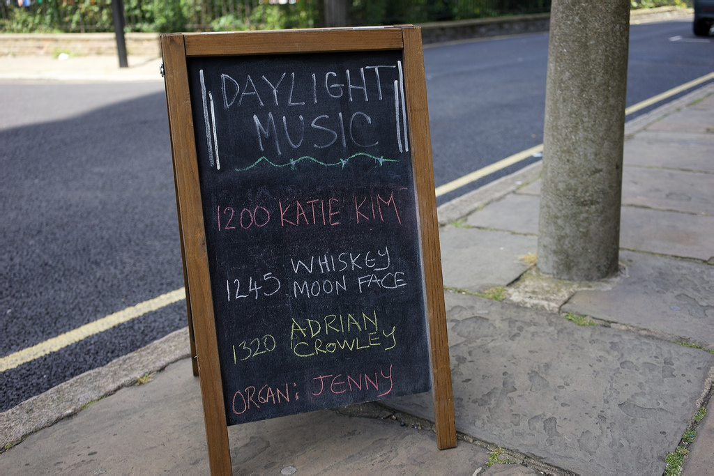 Daylight Music – 21st June 2014