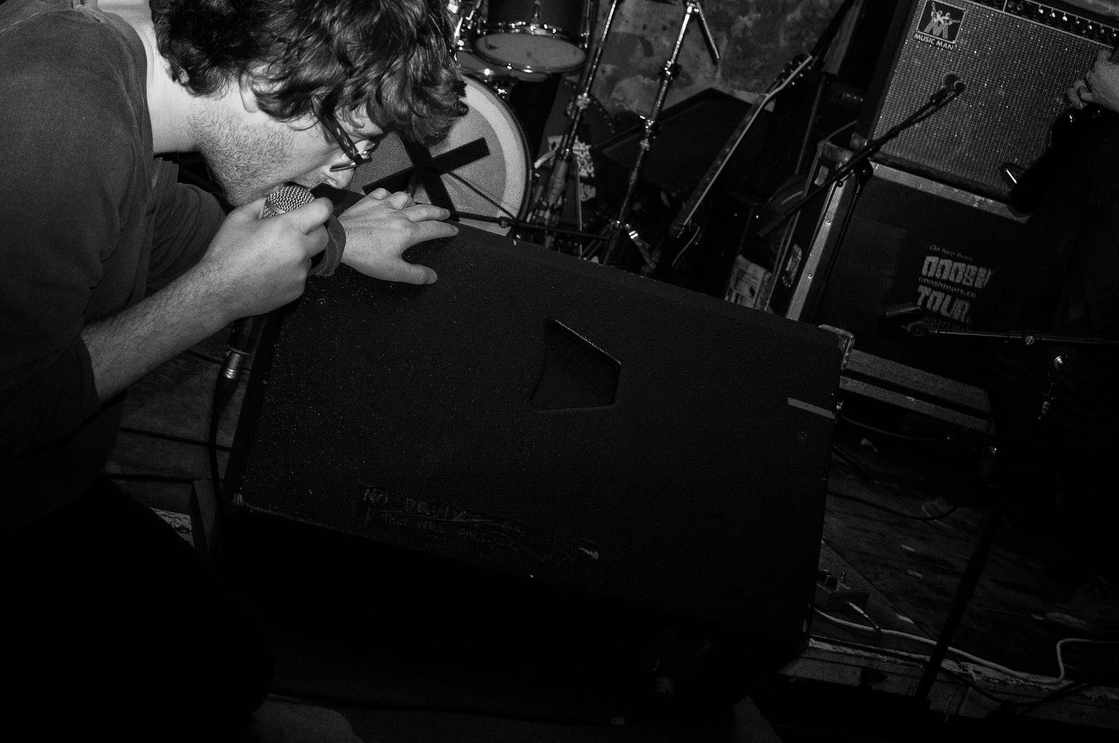 Label Mates at the Shacklewell Arms (Saturday 14th March 2015)
