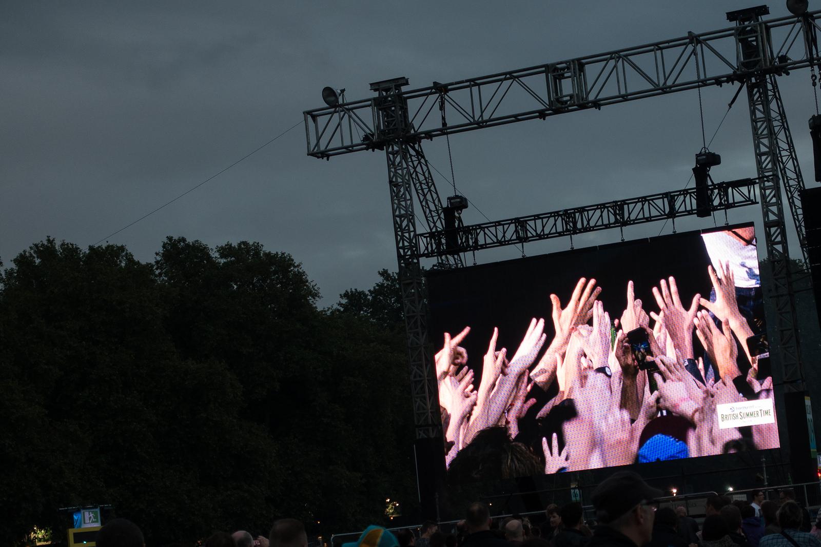 BST Hyde Park (Saturday) – Blur