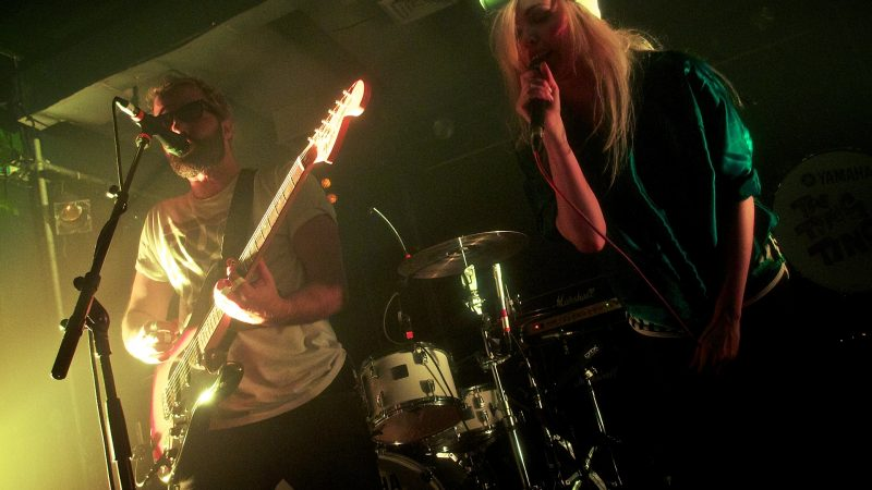 The Ting Tings at Scala