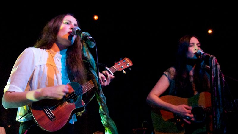 The Staves at The Tabernacle