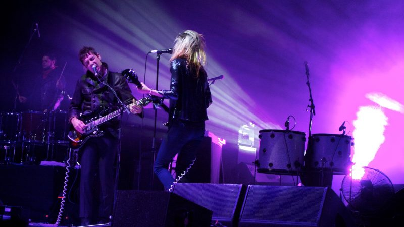 Jack White and The Kills