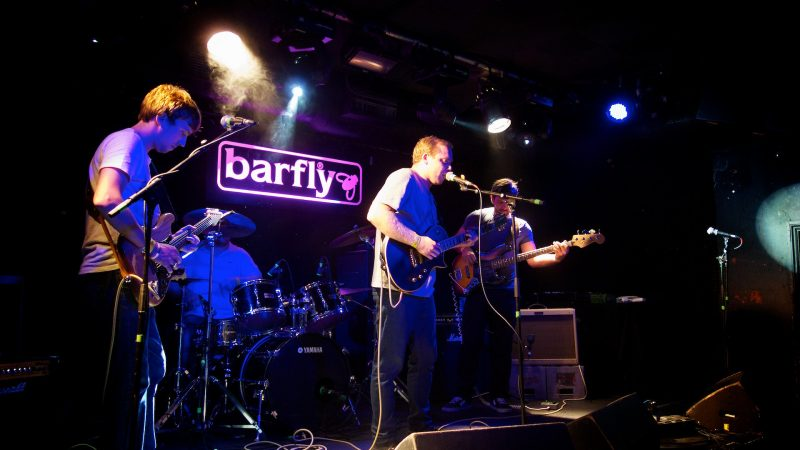 'Help for Heroes' evening at the Barfly