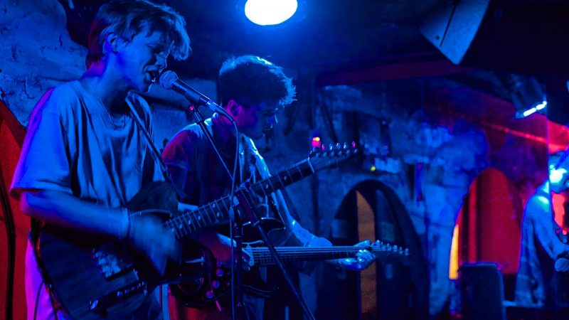 All-dayer at the Shacklewell Arms