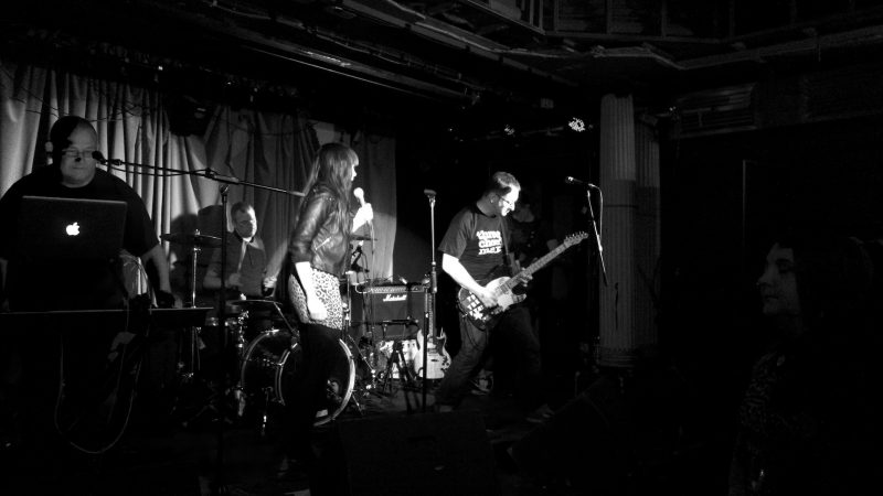 The Flatmates at the Water Rats
