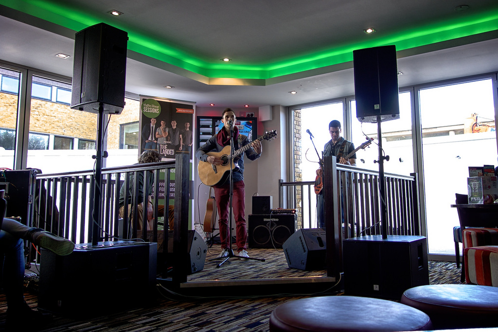 The Landed – Coffeehouse Session