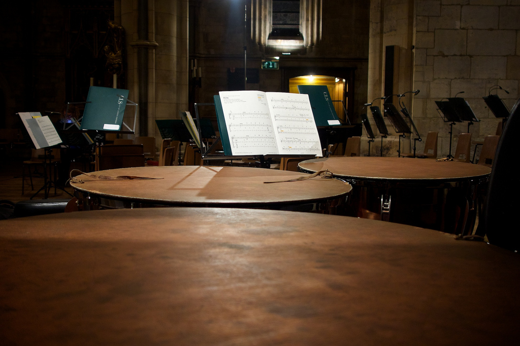 Supernatural Songs at Southwark Cathedral