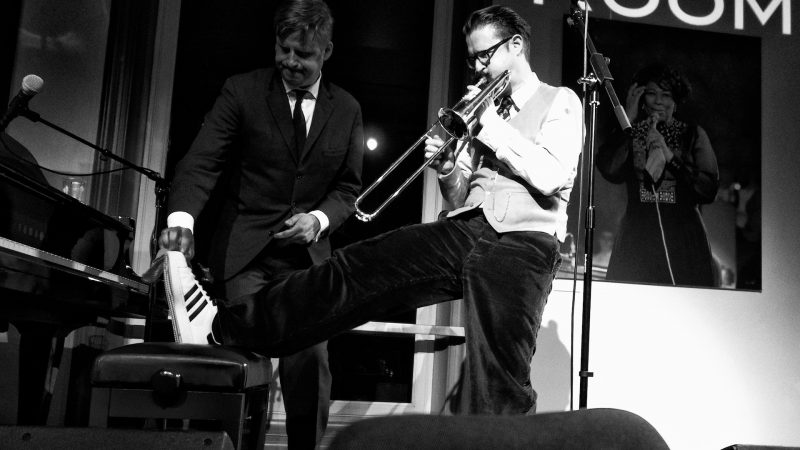 Mr B The Gentleman Rhymer at the Royal Albert Hall
