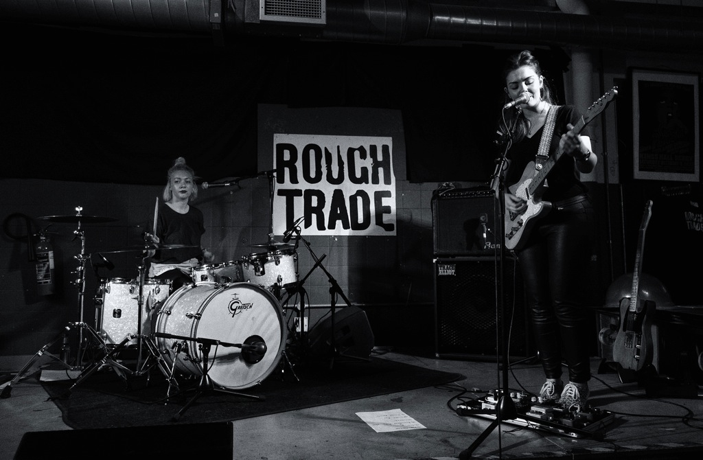 Honeyblood at Rough Trade