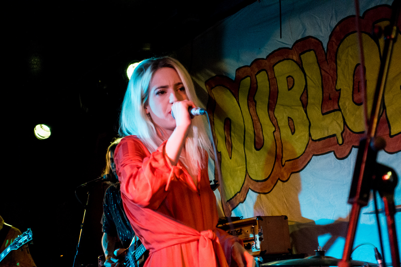 Du Blonde at the 100 Club