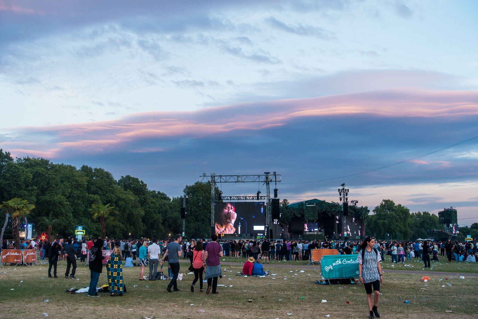 BST Hyde Park (Thursday): The Strokes