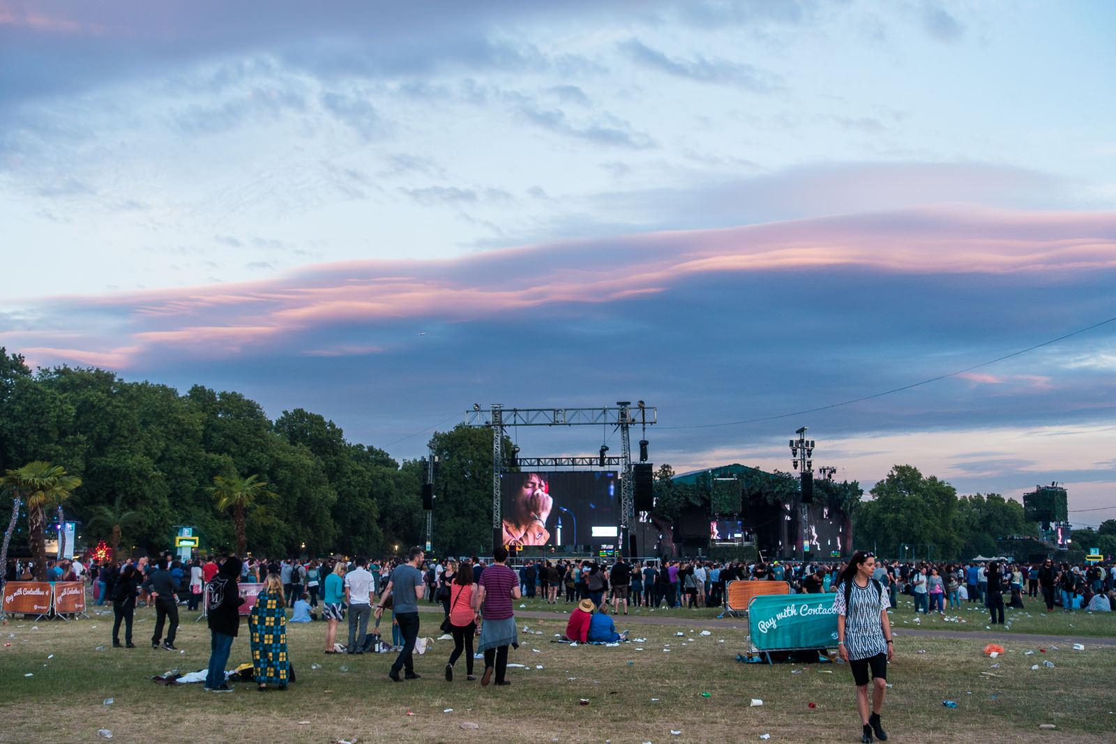 BST Hyde Park (Thursday): The Strokes