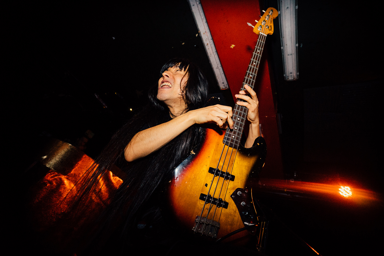 Bo Ningen at the Lexington