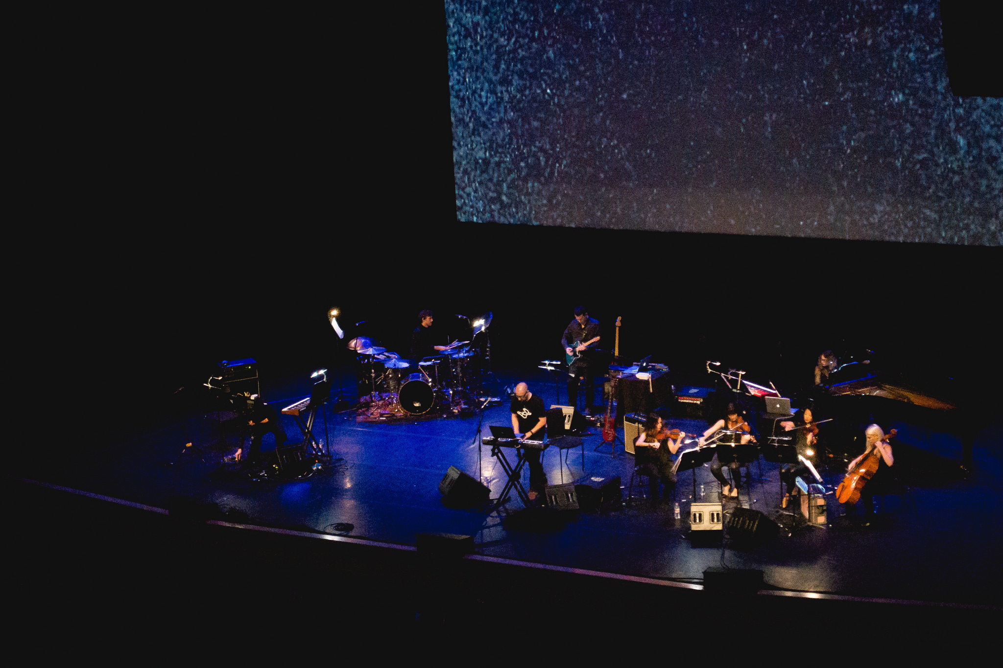 Clint Mansell at the Royal Festival Hall