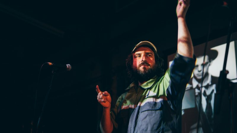 The Pictish Trail's Pop Quiz at Rough Trade